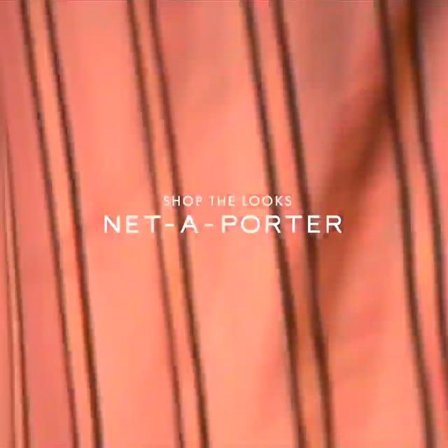 Esteban Cortazar X Net à Porter - Julien Gallico Studio