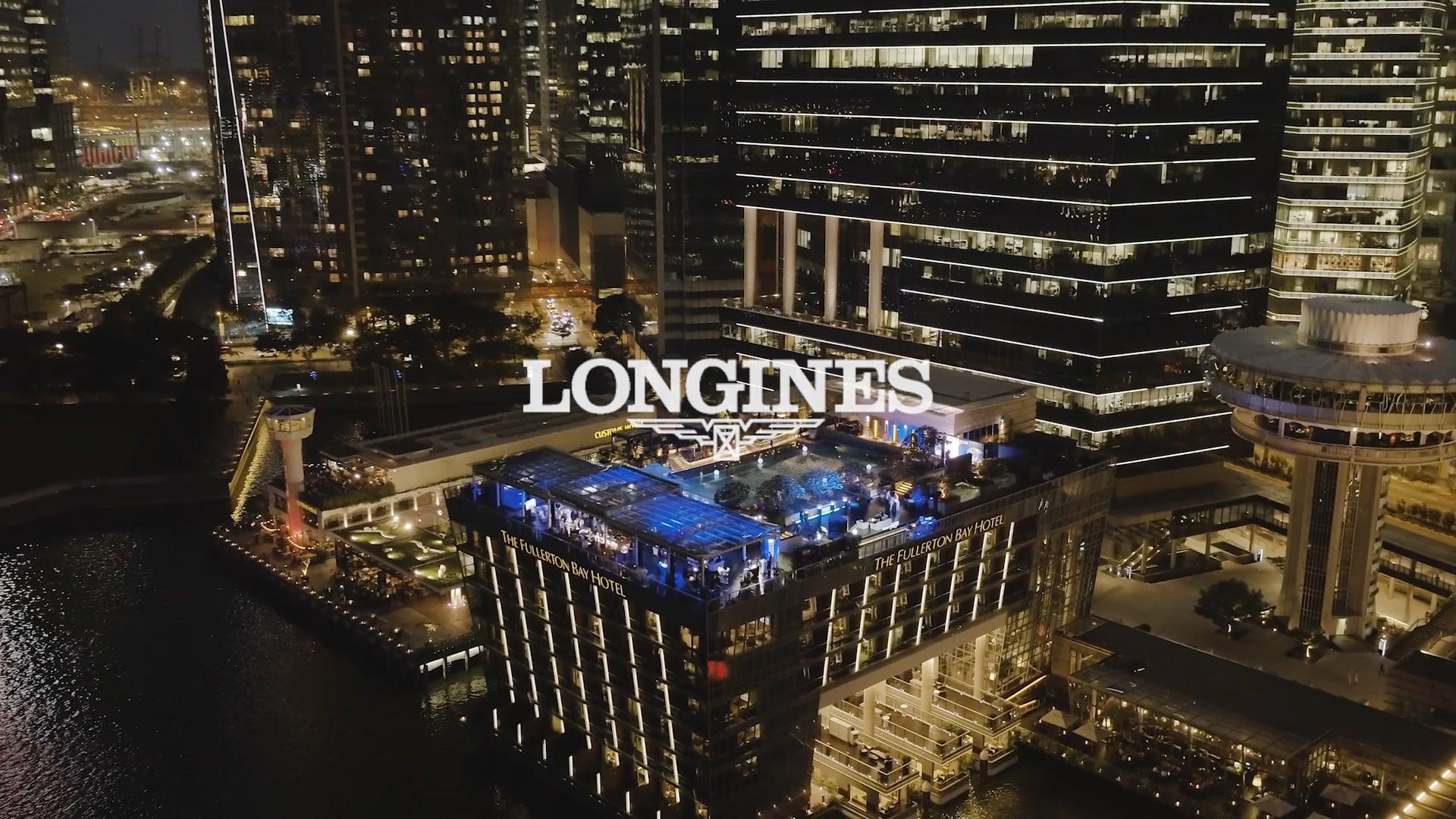 Presentación Longines HydroConquest Singapore | Luxury Makers | Singapur