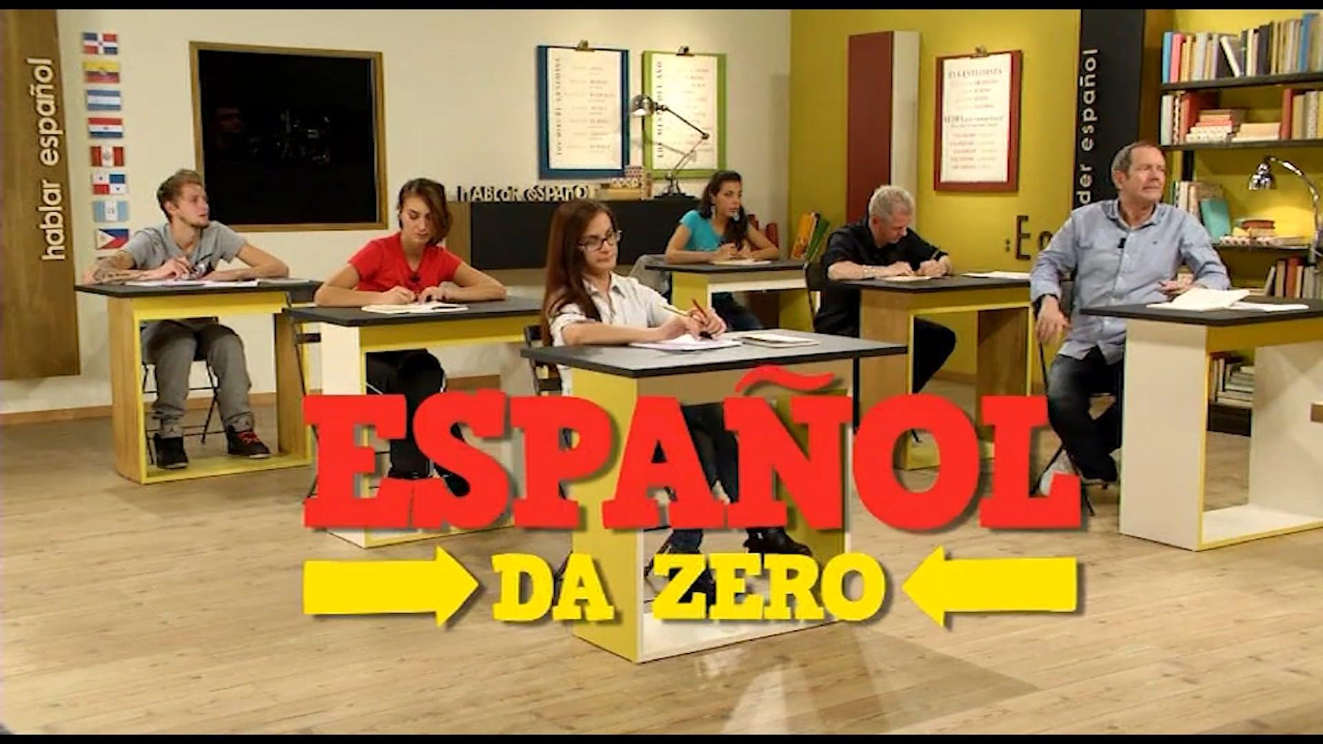 ESPAÑOL DA ZERO SIGLA