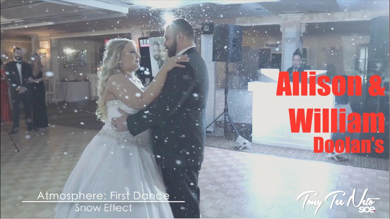 Real SCE Weddings - Allison & William at Doolan's - SCE Event Group - Tony Tee Neto
