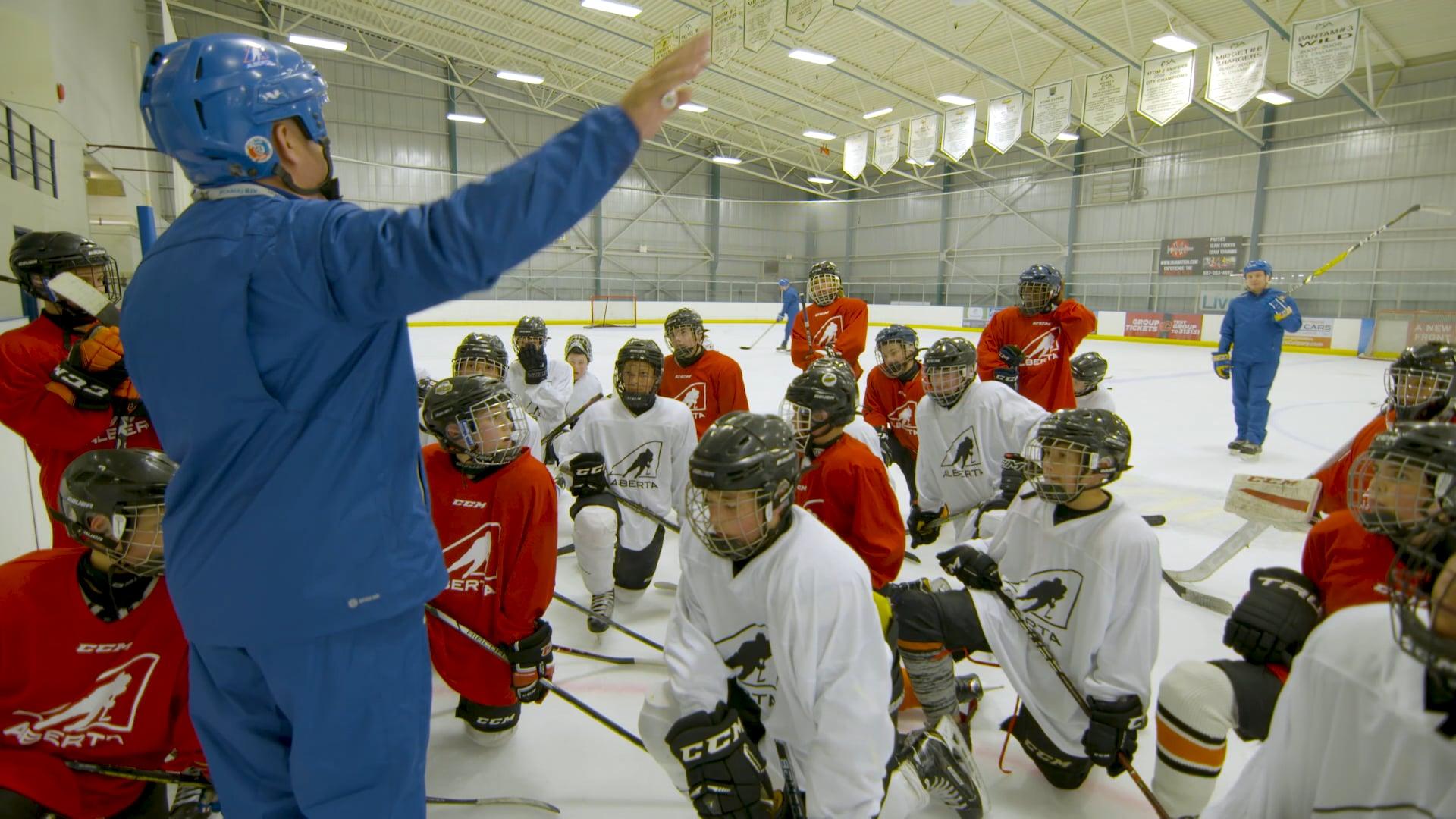 Hockey Alberta - Peewee Camp