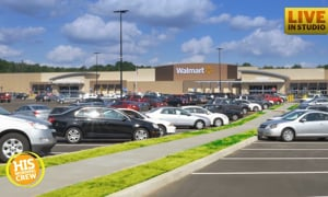 Anonymous Blessings: Stranger Paid Walmart Layaway