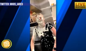 Ranch Tragedy: 22 Quarts of Dressing Slips From Hands