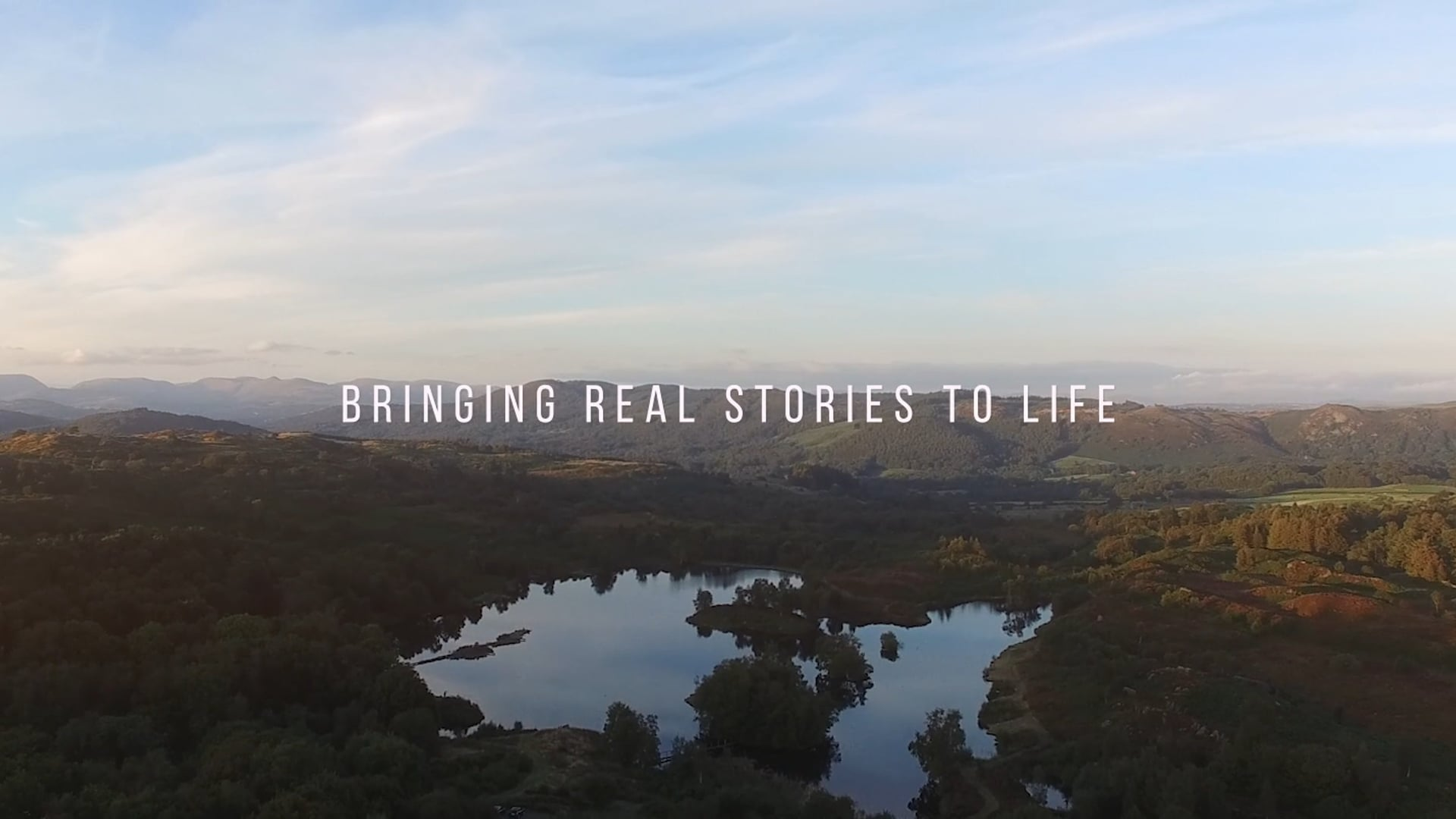 Bringing real stories to life