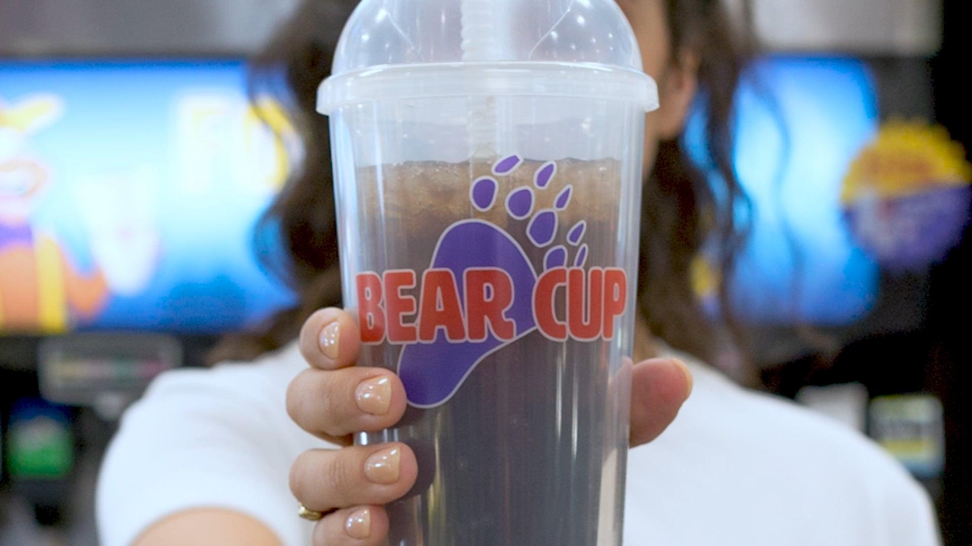 Social Media Asset     The Bear Cup