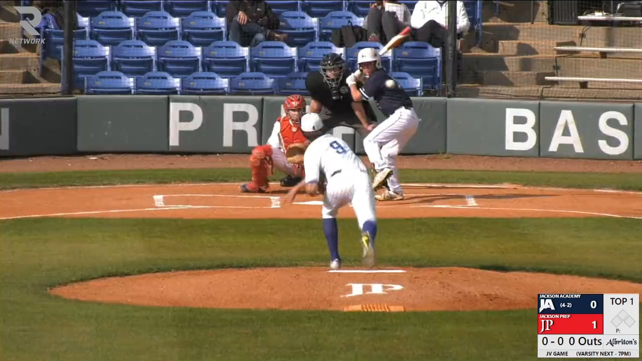 JV Baseball-2019-Mar 26-Jackson Prep