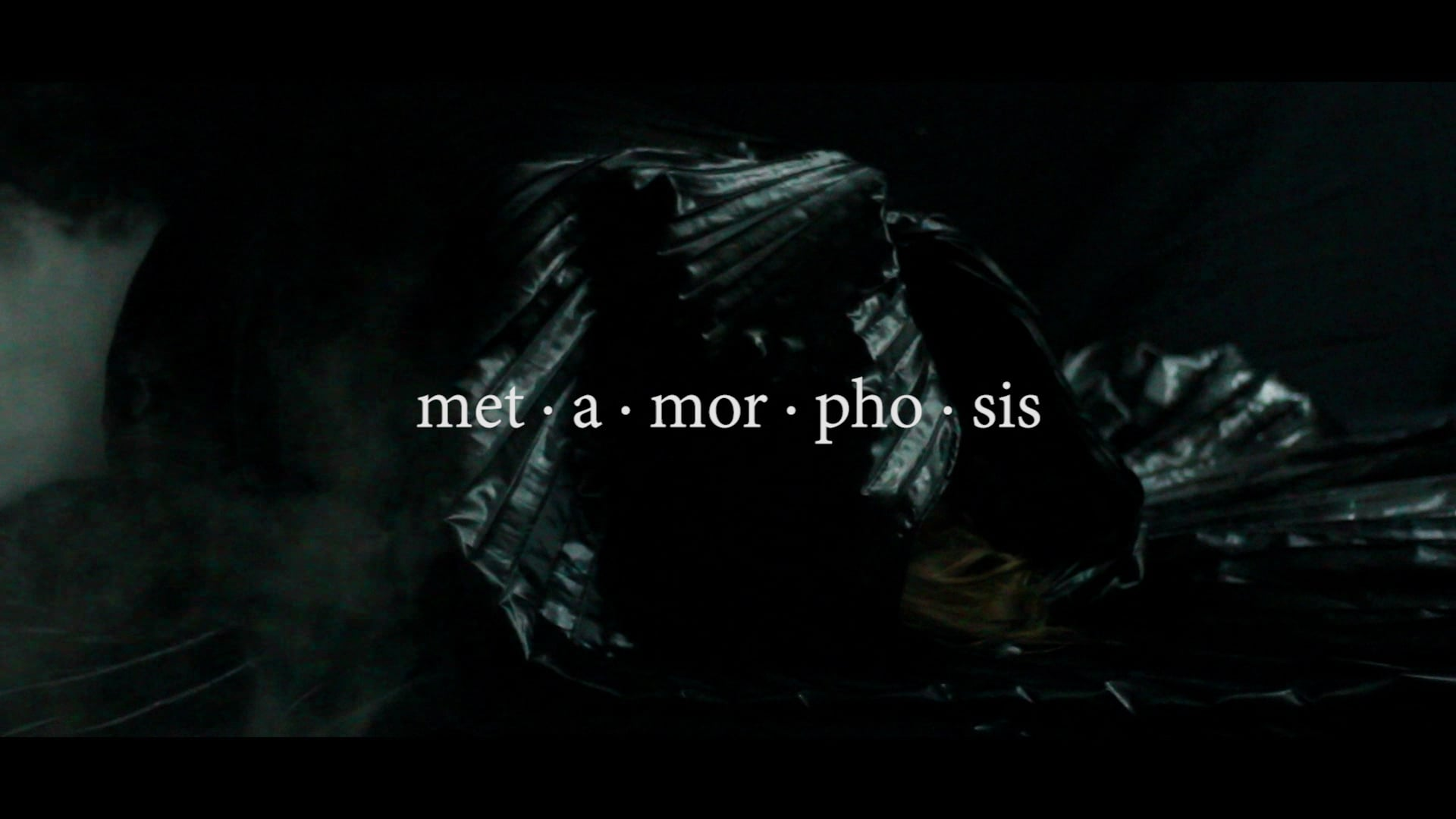 """Metamorphosis"" | Dark Avant-Garde Short Film feat. Philip Glass"