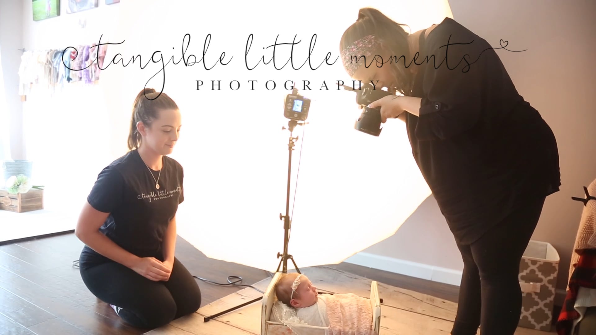 Tangible Little Moments Brand Video