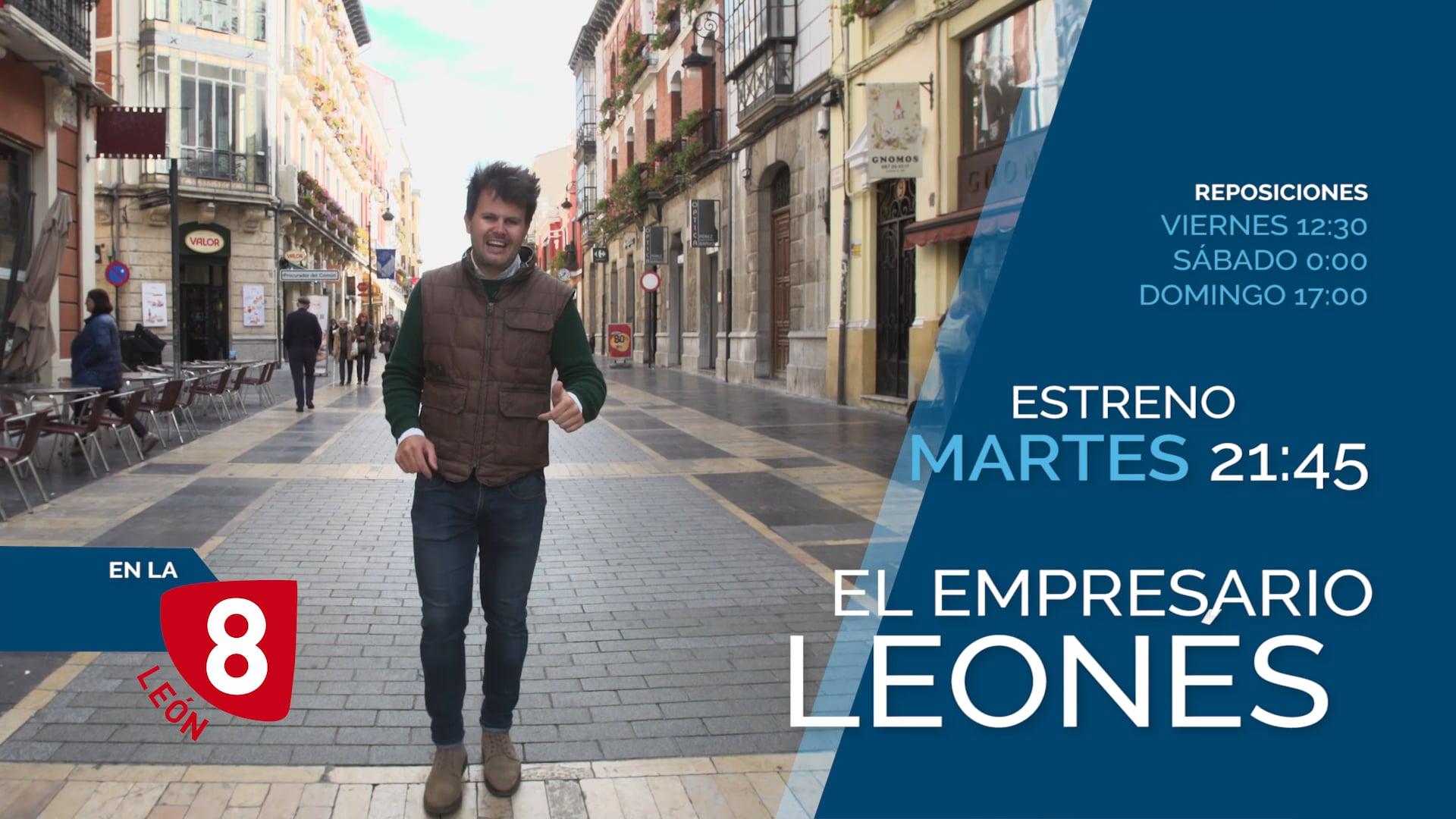 El Empresario Leonés promo