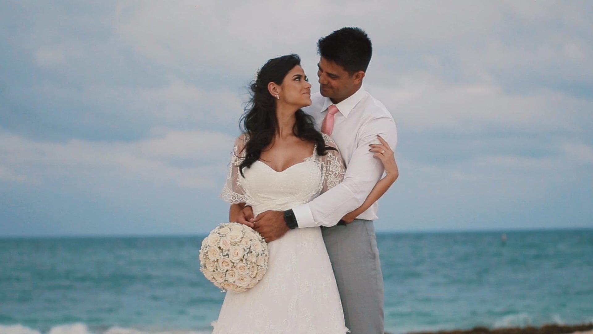 Isis + Fer   Destination Wedding  [Cancún/México]