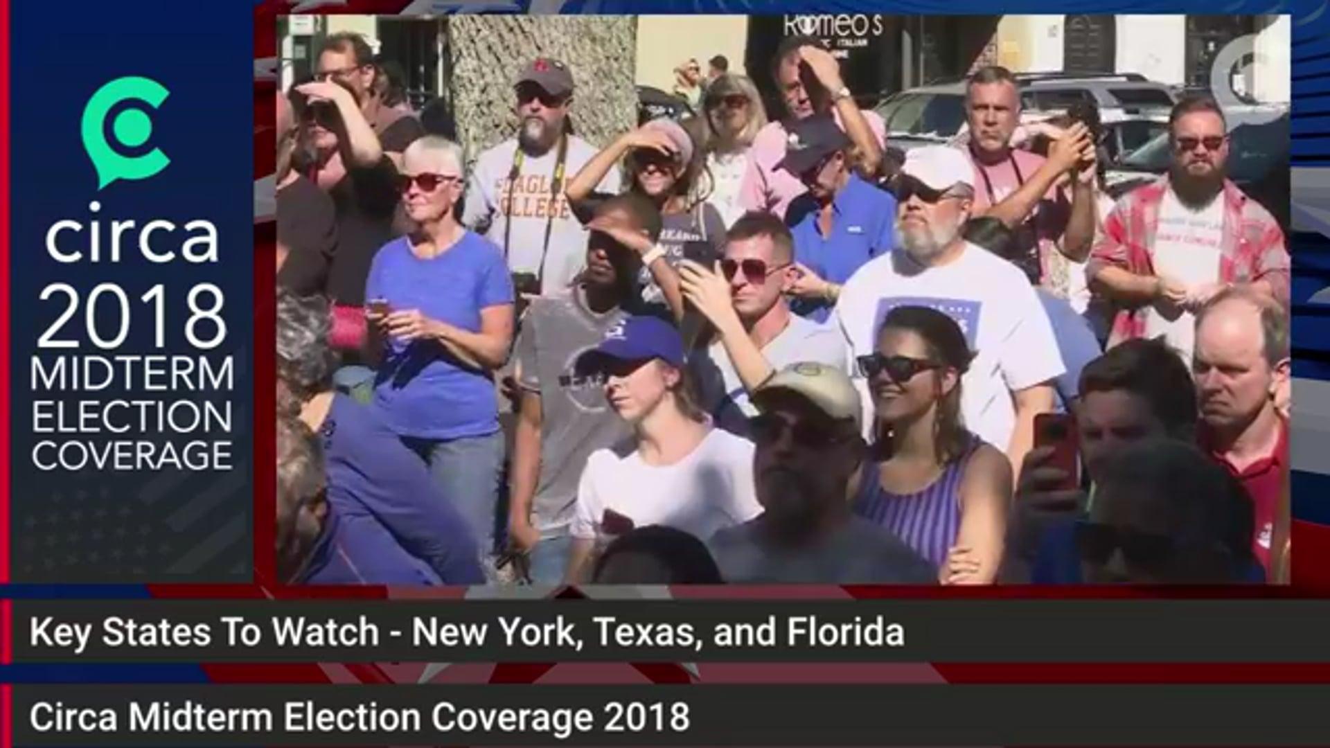 Circa.com's 2018 Midterm Election Coverage
