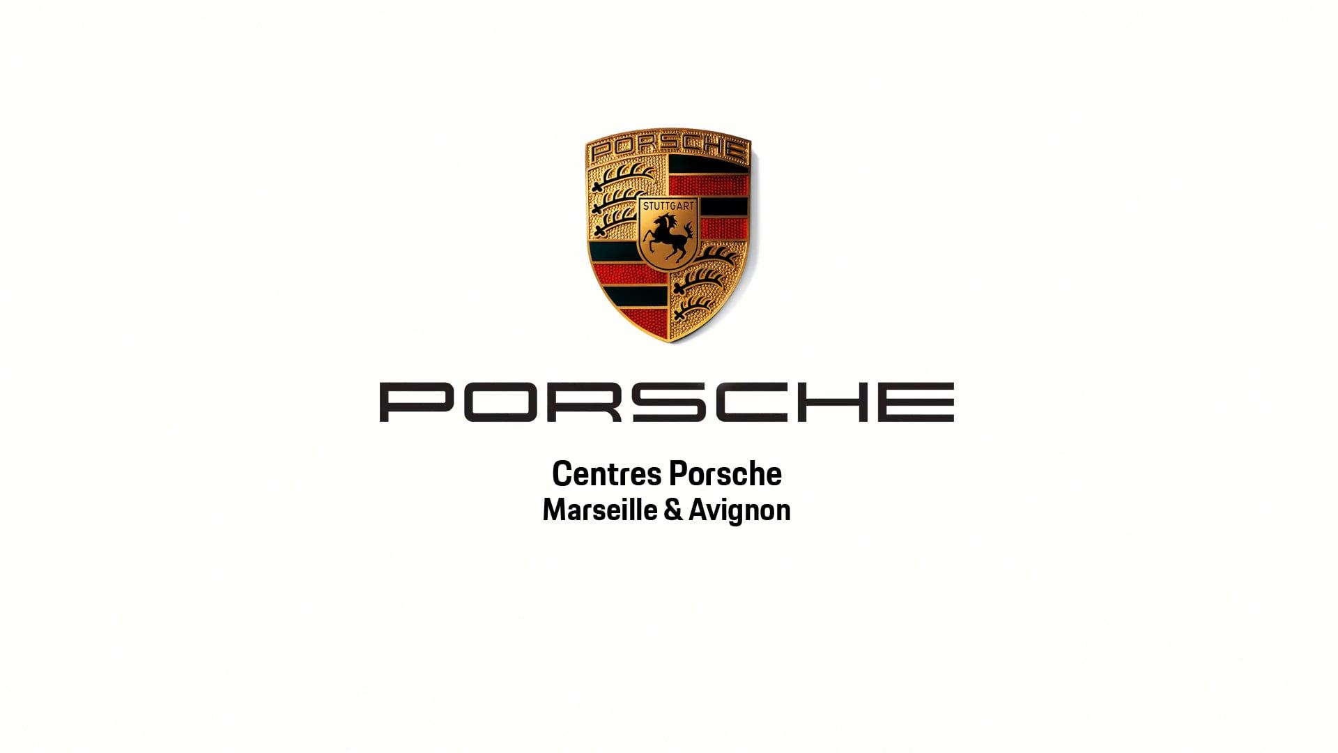 Teaser n°2 - Porsche 911 - La 992