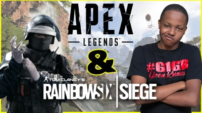 Everyone Is Catching Bullets! - Trent Apex & Rainbow Six Stream