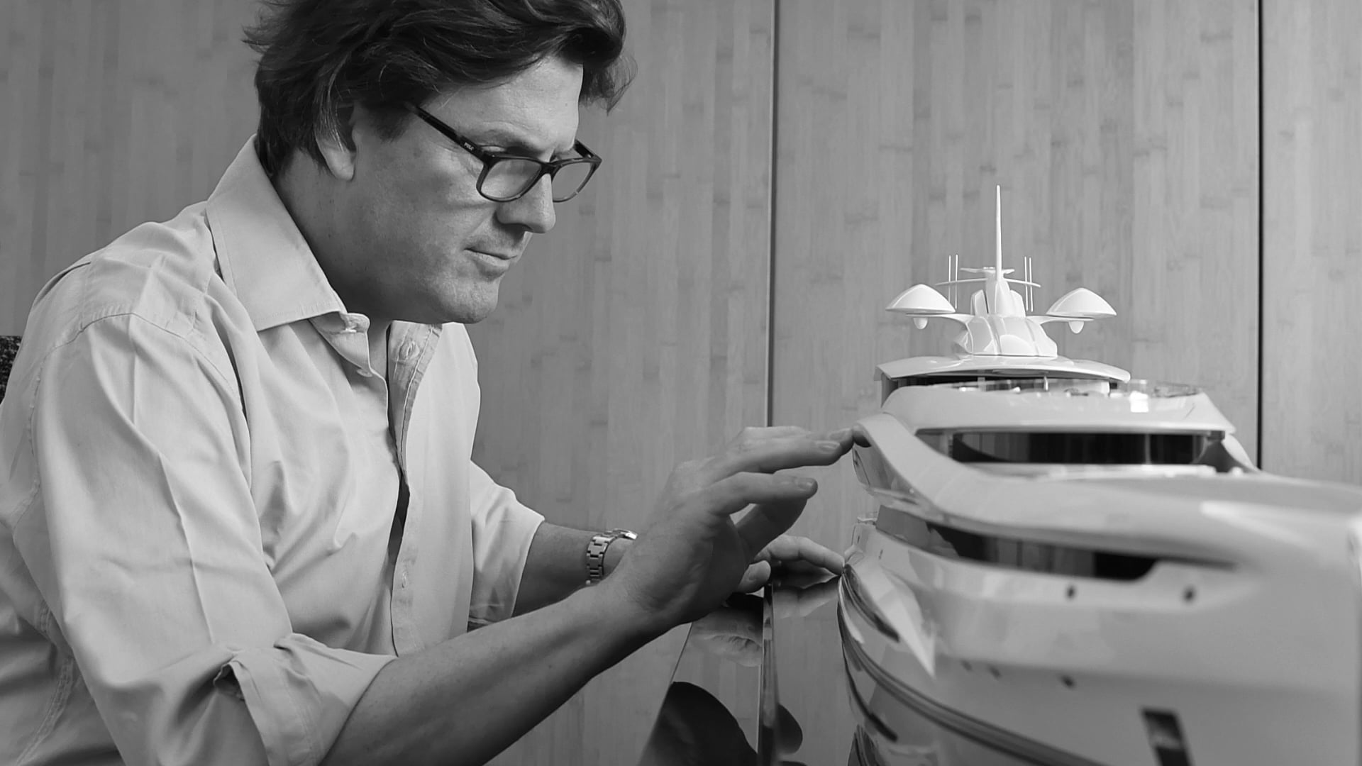 Designing a Superyacht