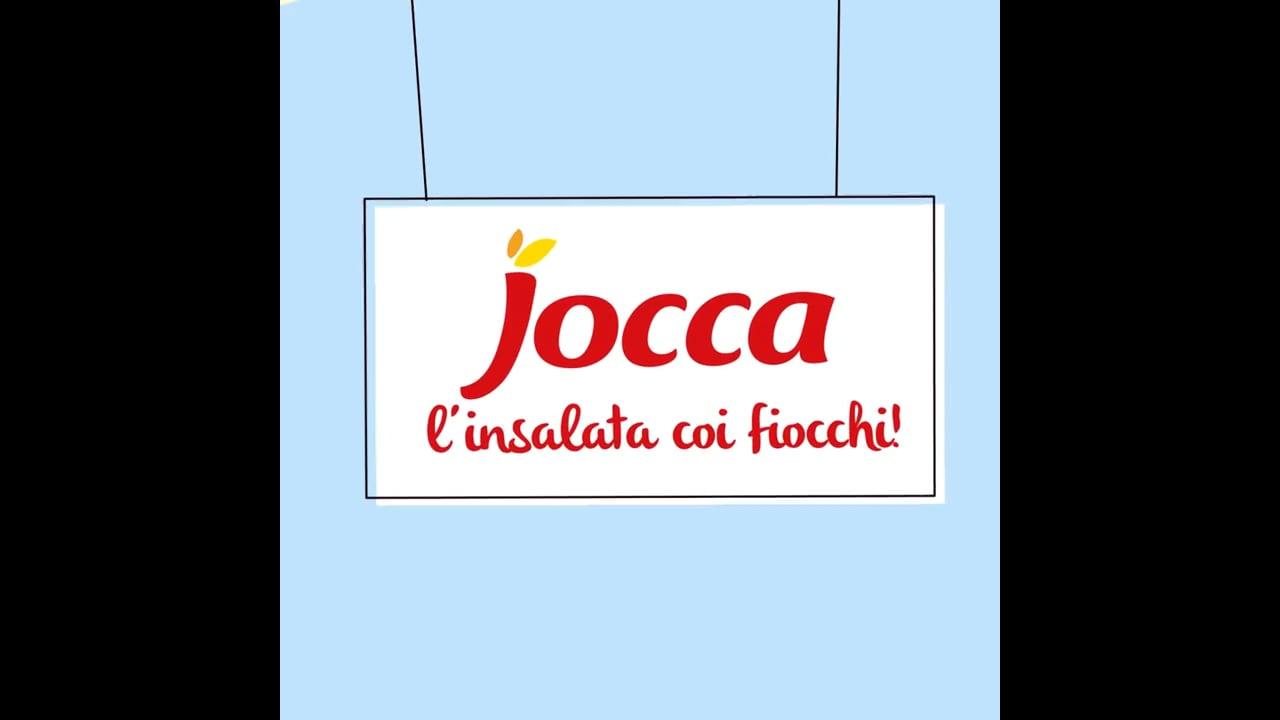 BBDO | Jocca | L'insalata coi fiocchi