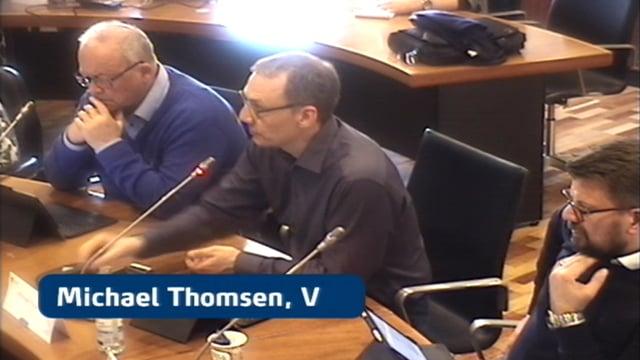 Byrådsmøde d. 28 marts 2019