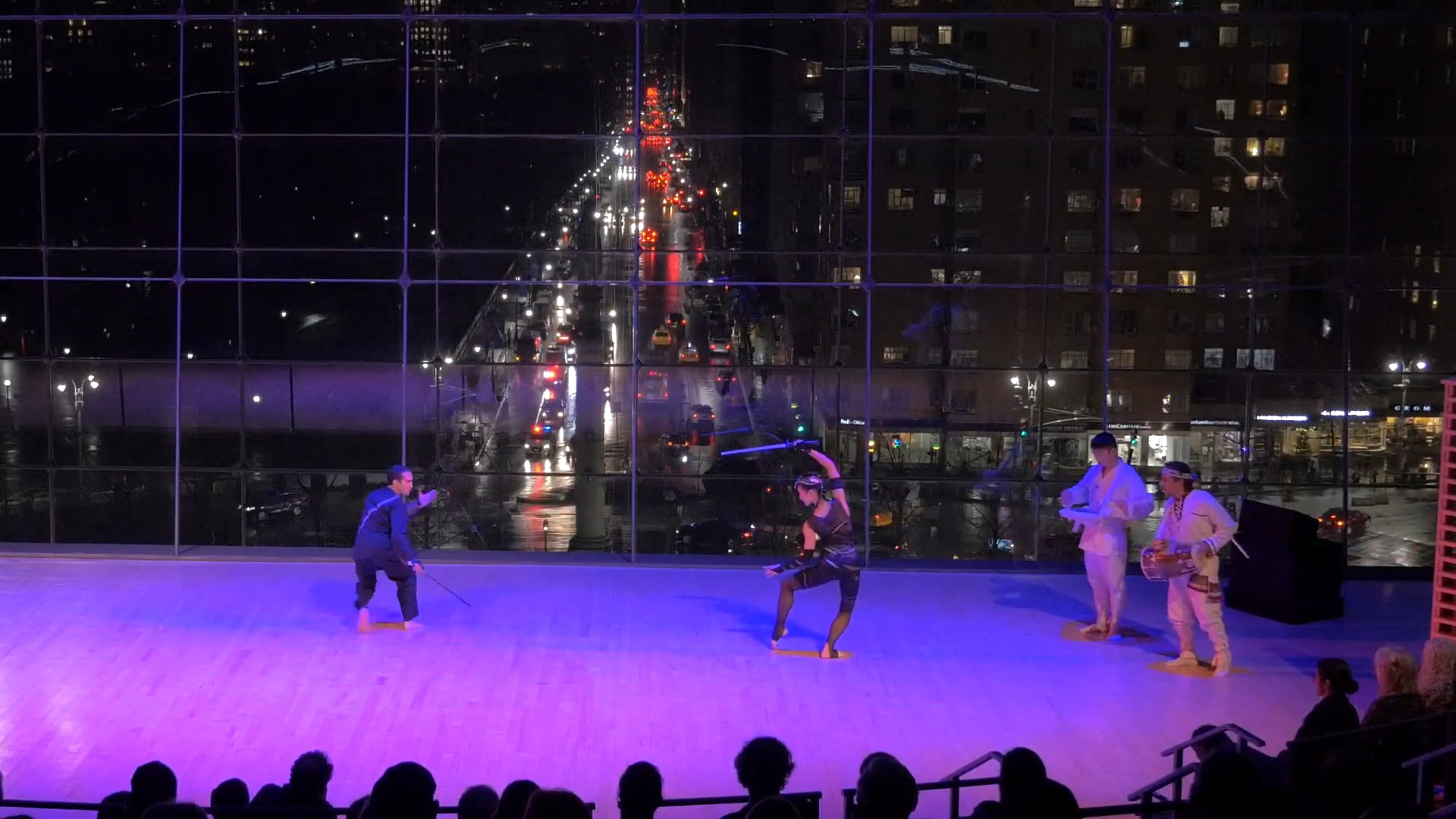 Ninja Ballet Booking Dance Festival Jan. 6, 2019 Shoko Tamai