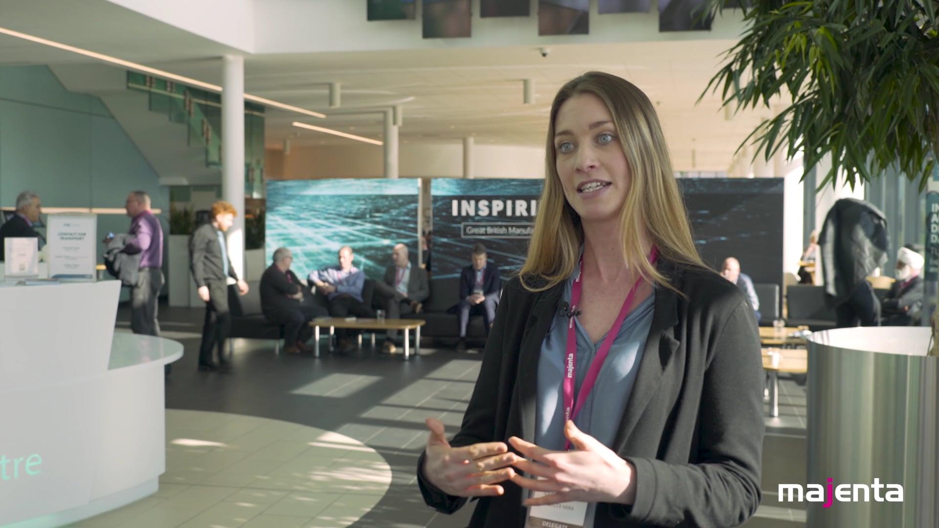 Majenta & BIMobject UK Conference 2019 - Kohler Mira