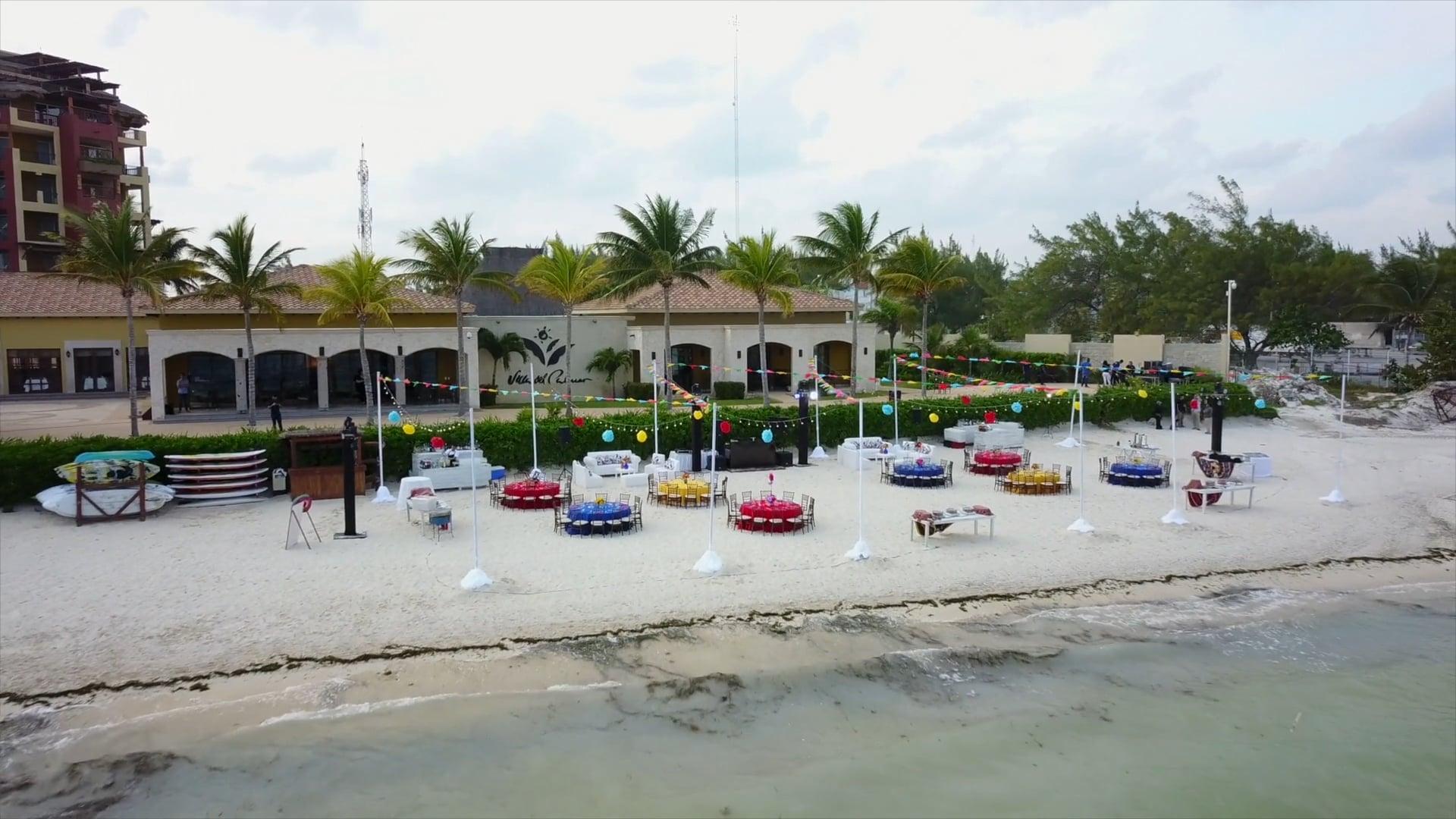 Villa del Palmar - Cancun, Mexico