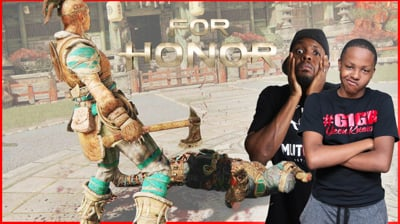 He's Getting Better! INTENSE Matches For The For Honor CROWN! - For Honor Grind Ep.15