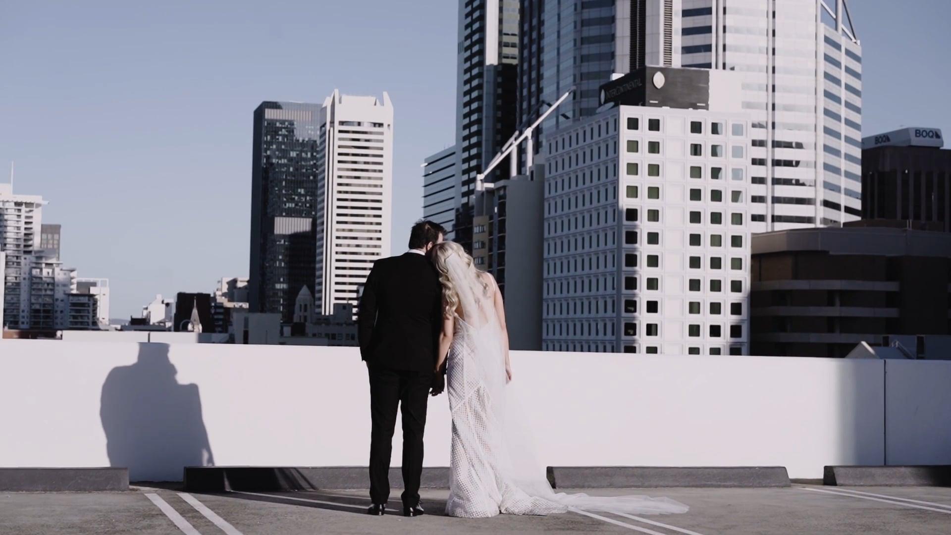 C + M // URBAN CHIC WEDDING