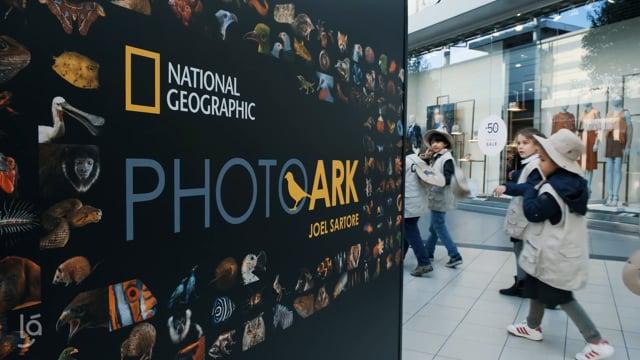 Scopri il mondo con National Geographic
