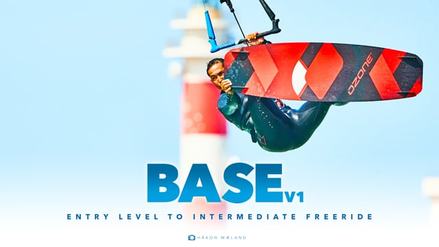 Ozone Base V1 - Entry to Intermediate Freeride