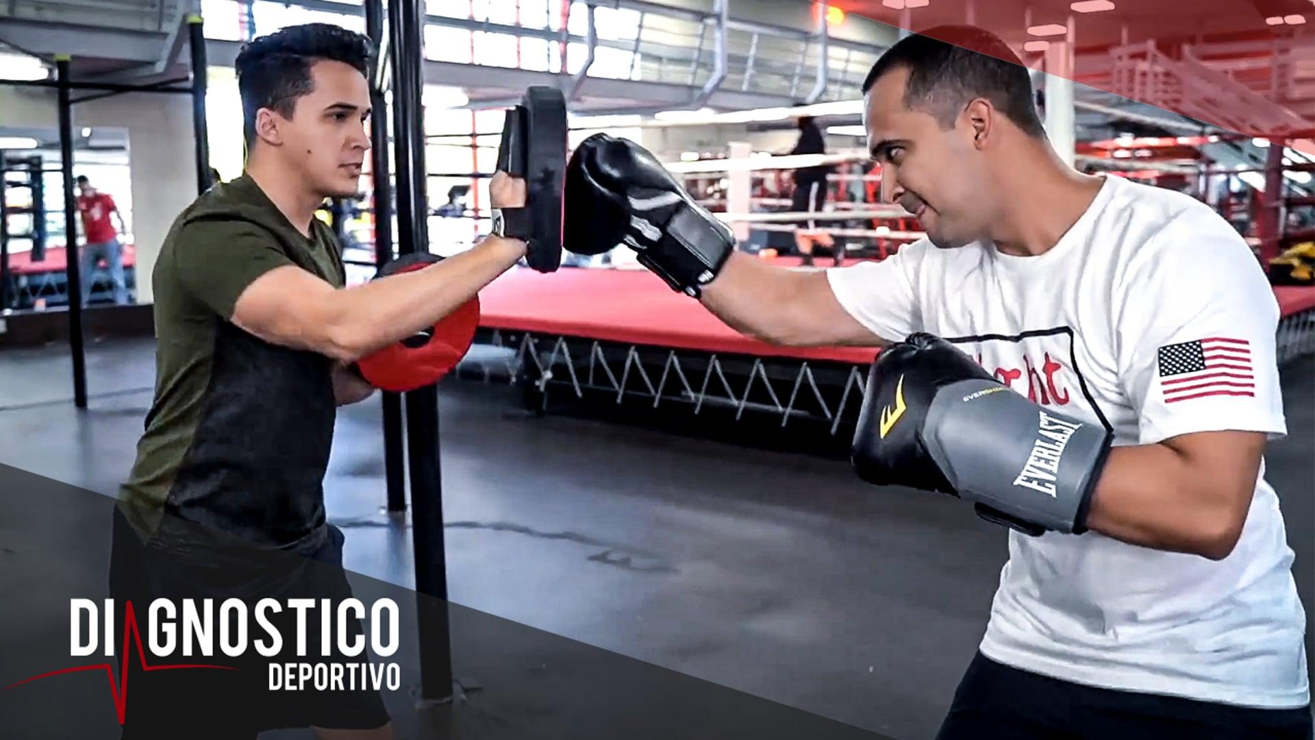 S1-E1 - Detras del Ring de Boxeo - Diagnostico Deportivo