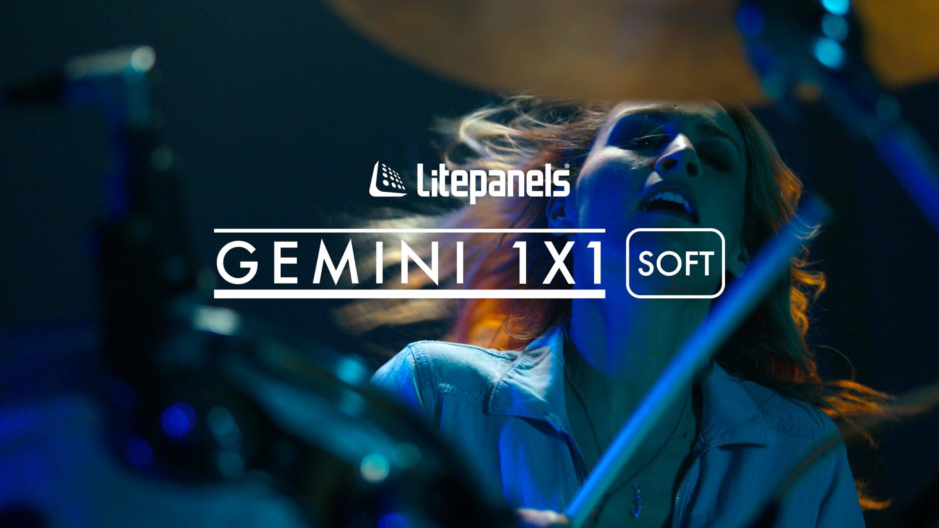 Litepanels Gemini 1X1