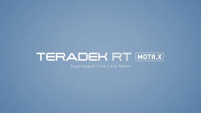 Teradek RT - MOTR.X Overview