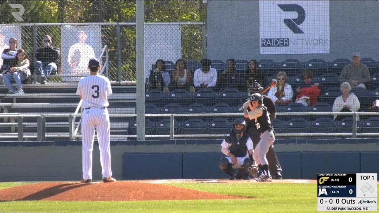 Varsity Baseball-2019-Apr 2-Oak Forest