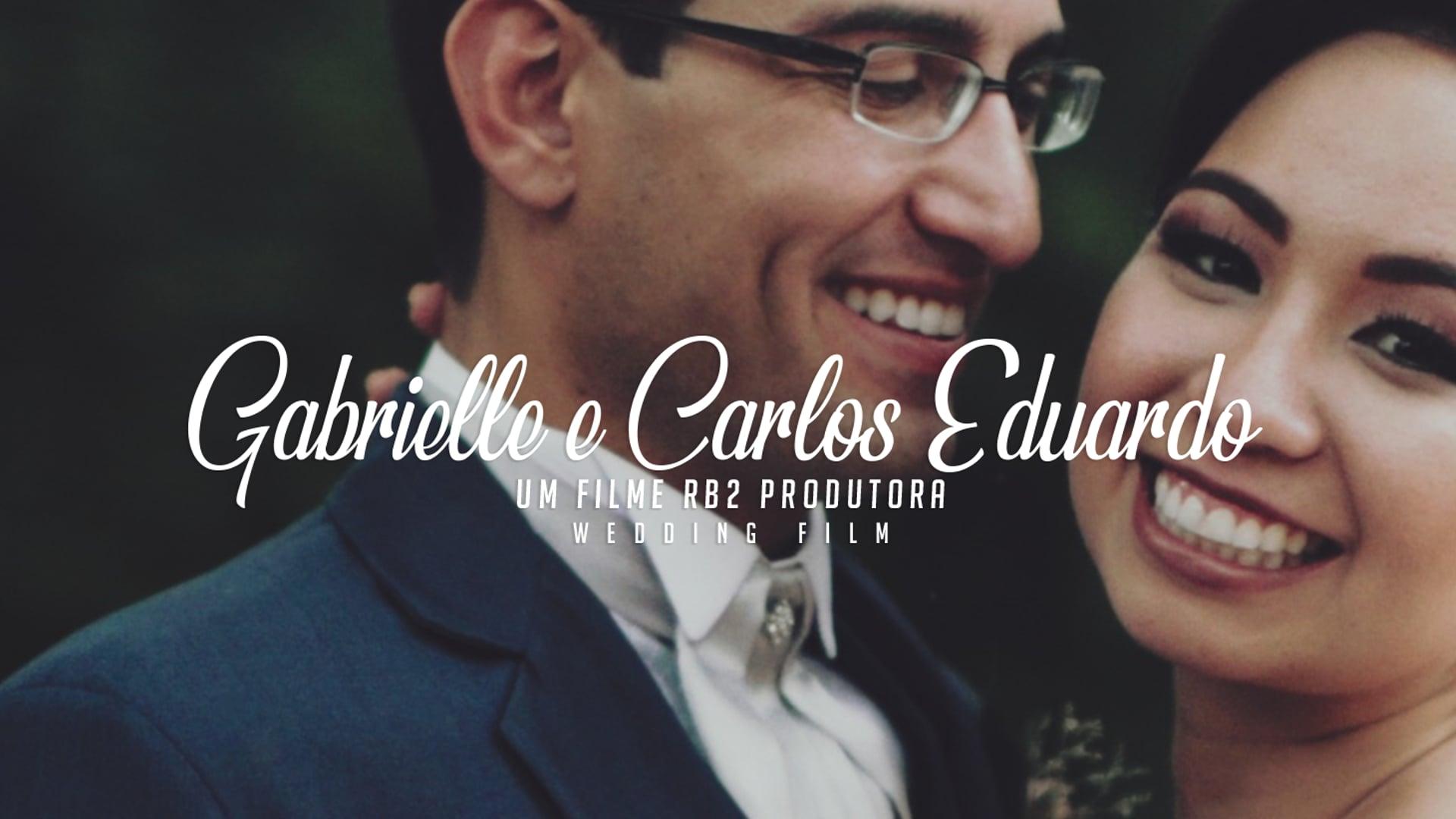 RB2 Produtora - Gabrielle e Carlos Eduardo - Wedding Film