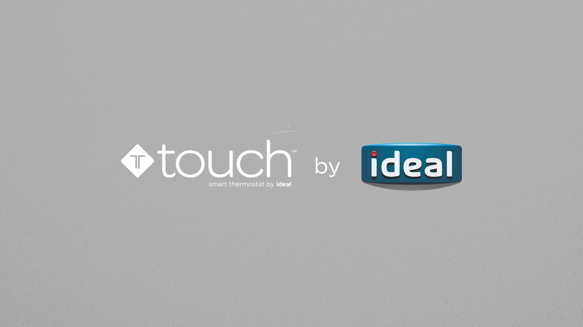 Ideal Boilers - Touch Launch