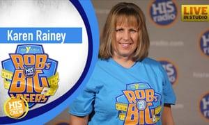 Rob's Big Losers: Karen Rainey Beat Breast Cancer