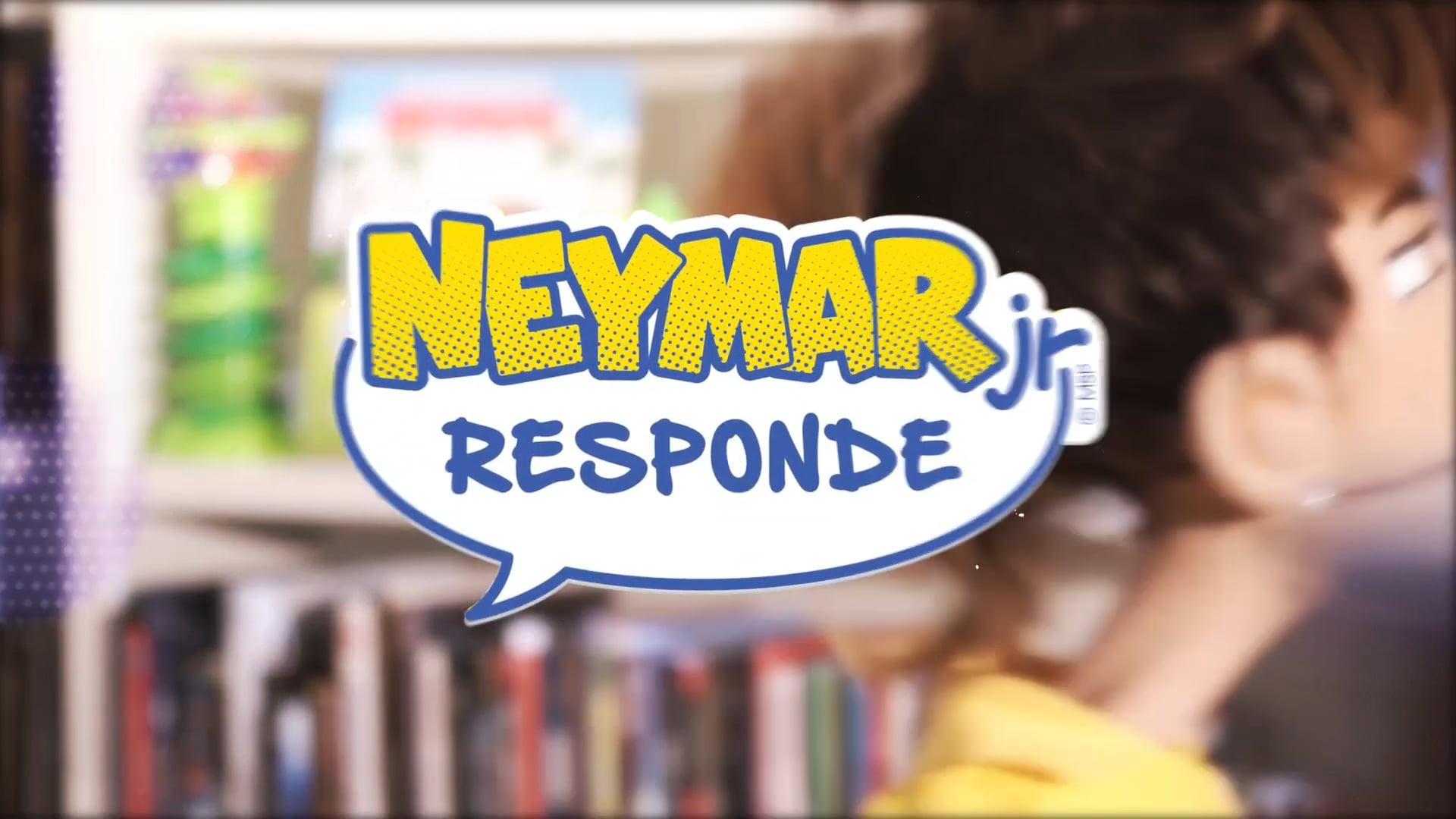 Neymar Júnior Responde