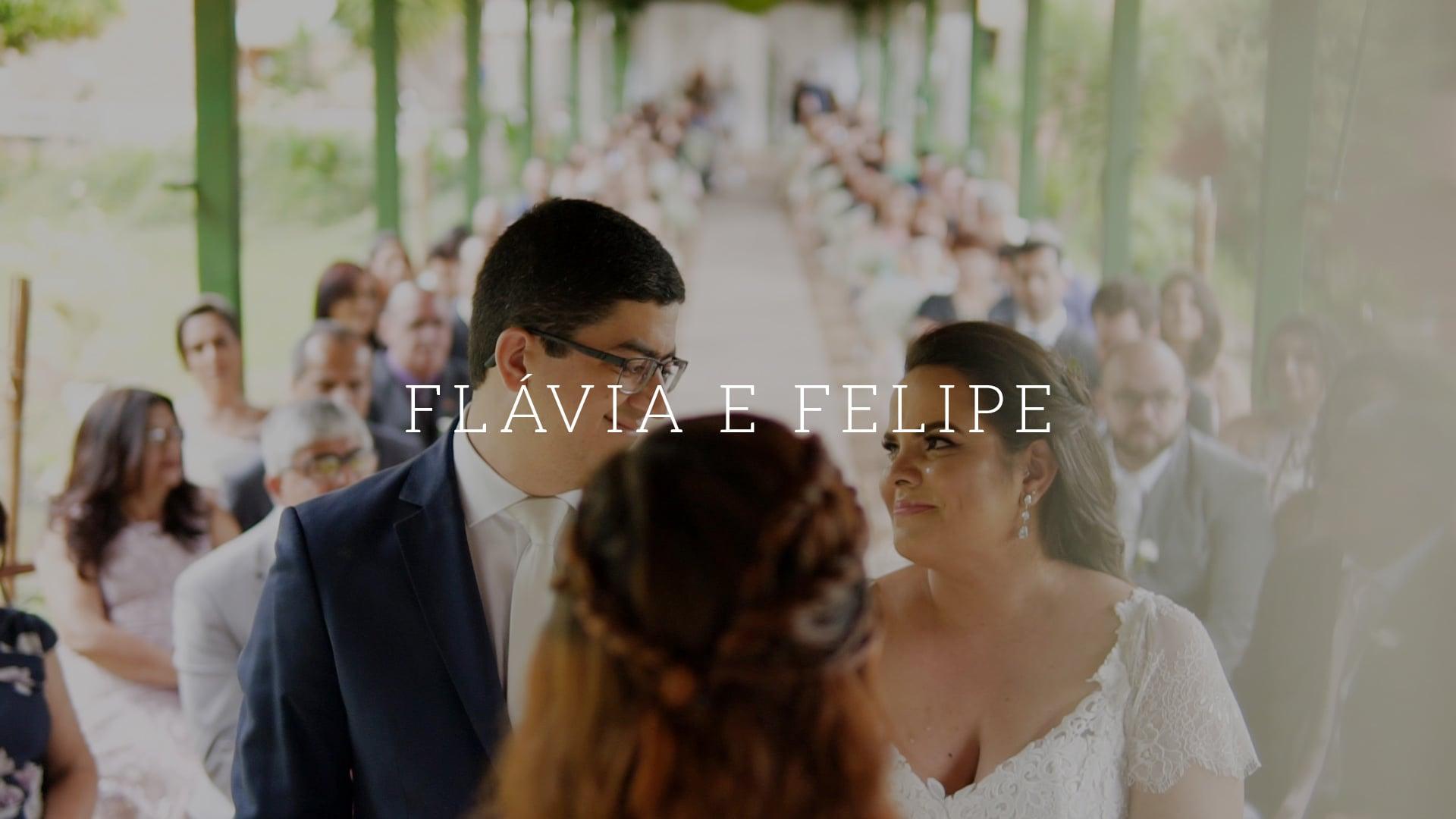 Flavia e Felipe