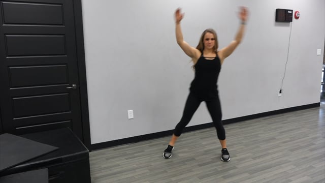 Home Modified Jumping Jacks