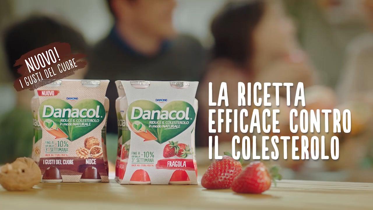 VMLYR | Danone | Danacol