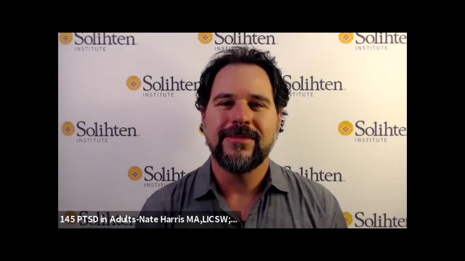 Nate Harris, LICSW