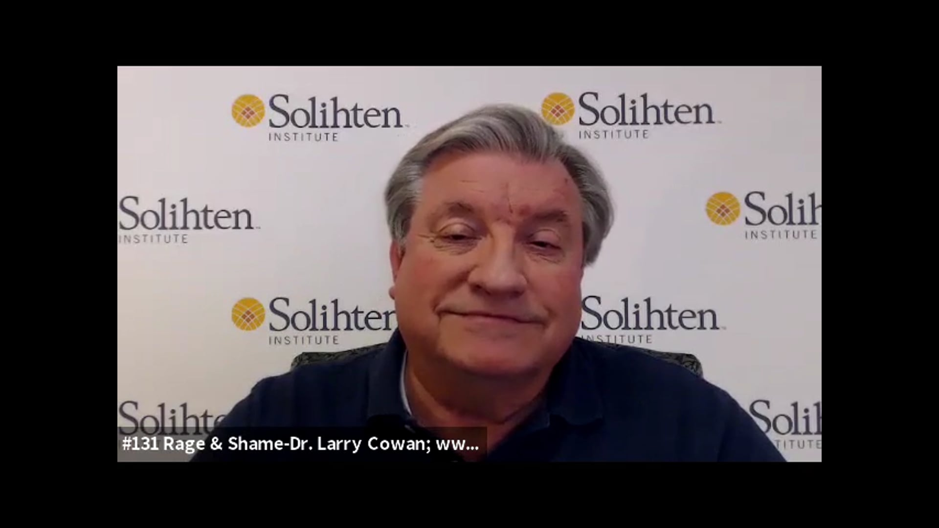 Dr. Larry Cowan, DMin, LMFT