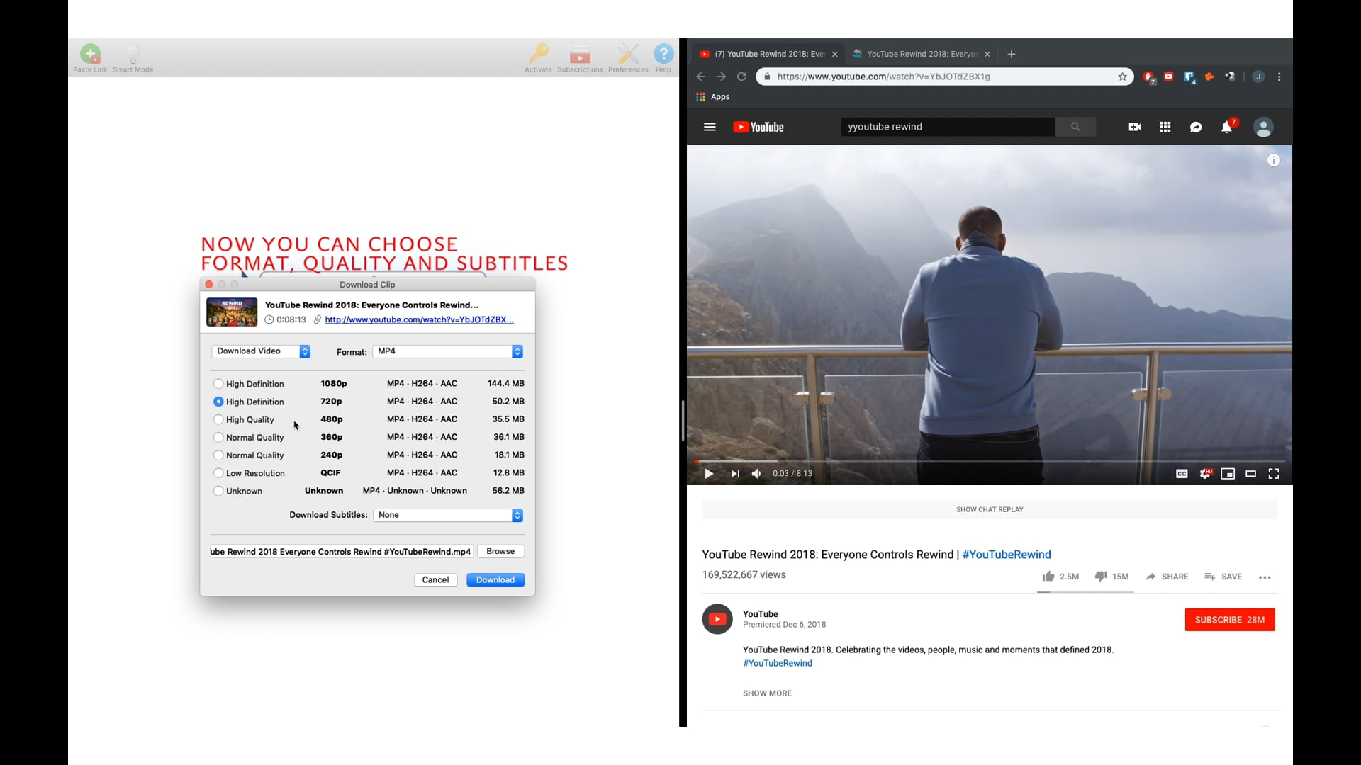 How to download videos with 4KVideoDownloader