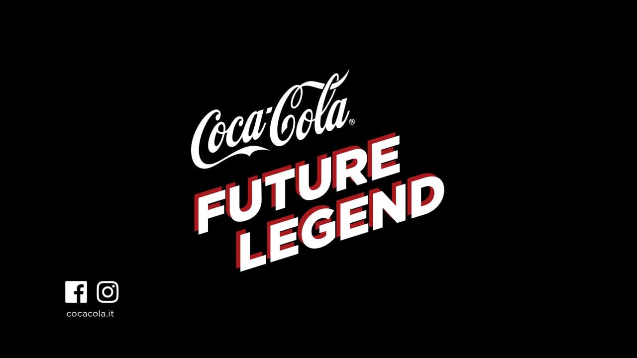 McCann | Areaconcerti | Coca-Cola Future Legend