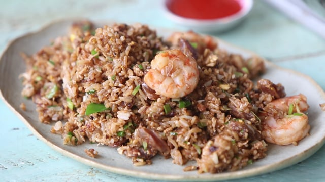 Special Fried Rice/ Chinatown London