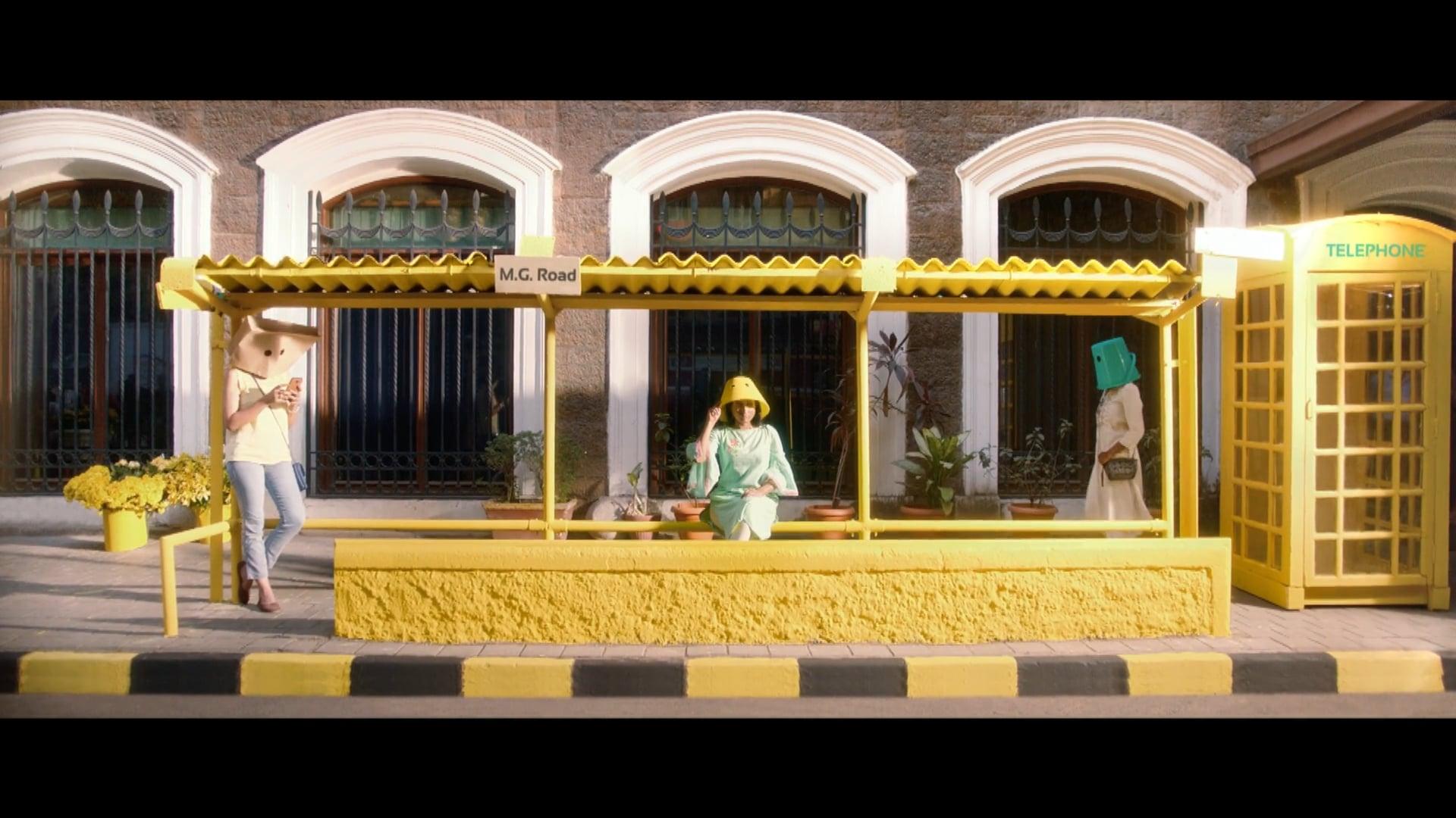 Bajaj No Marks | Commercial