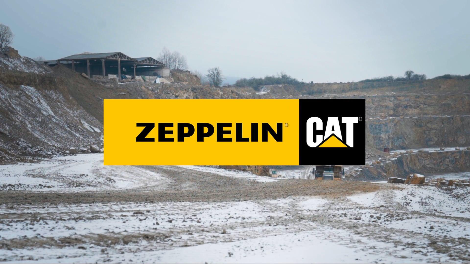We present … CAT Certified Rebuild by Zeppelin!