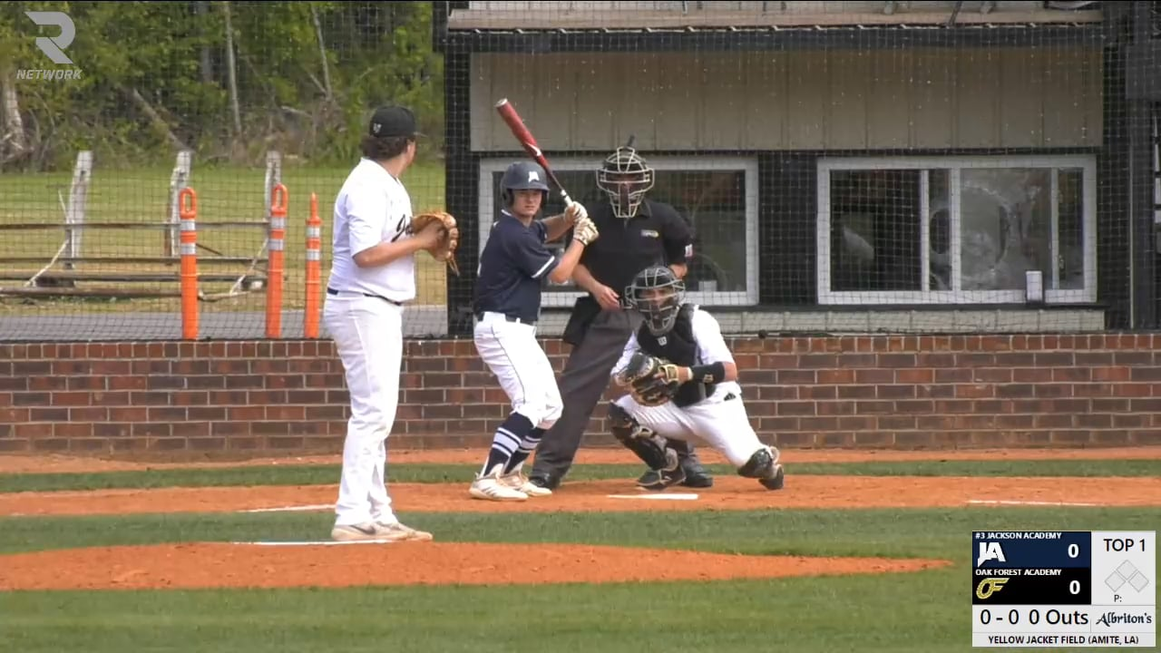 Varsity Baseball-2019-Apr 3-Oak Forest (DH GM 1)