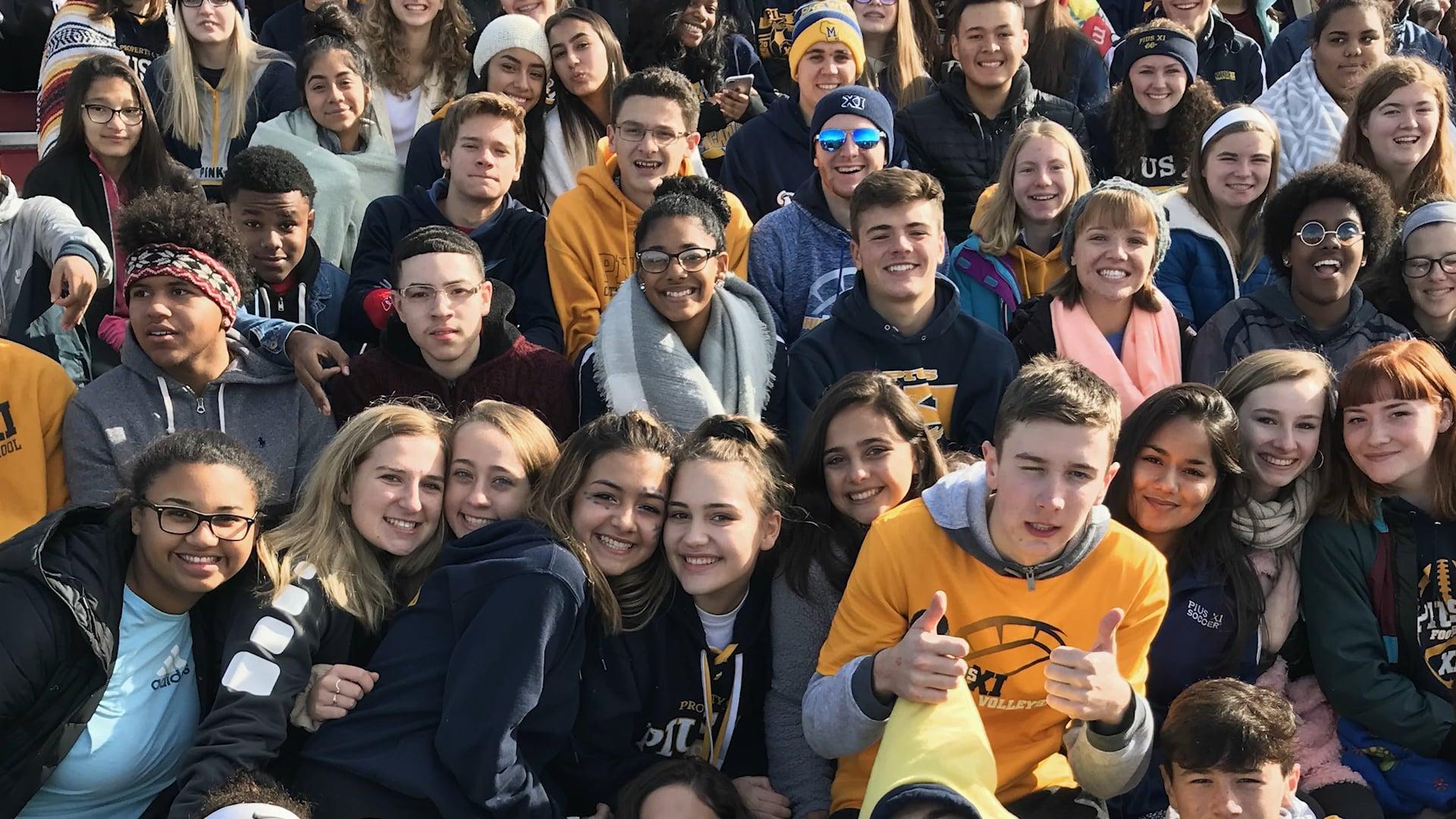 The Best of Us - Pius XI High School