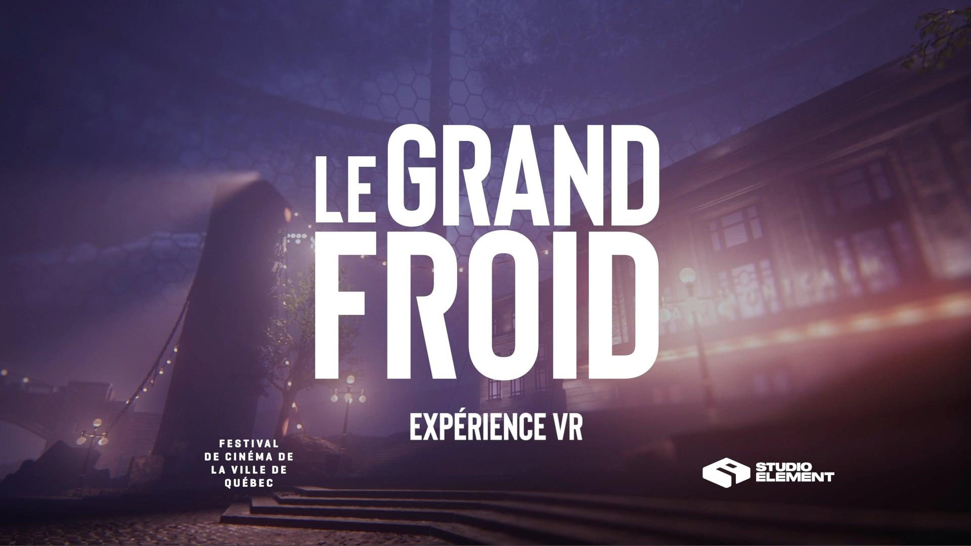 Le Grand Froid, Québec, Canada