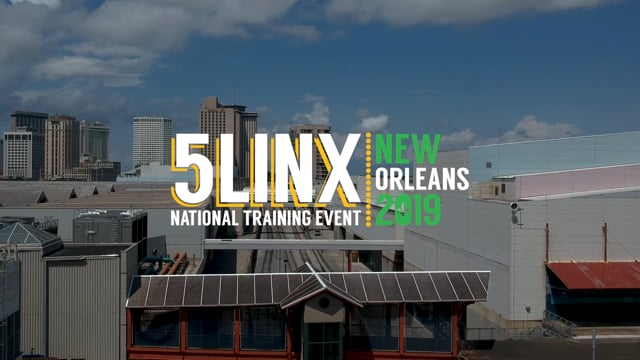 34535LINX National Training Event: New Orleans 2019