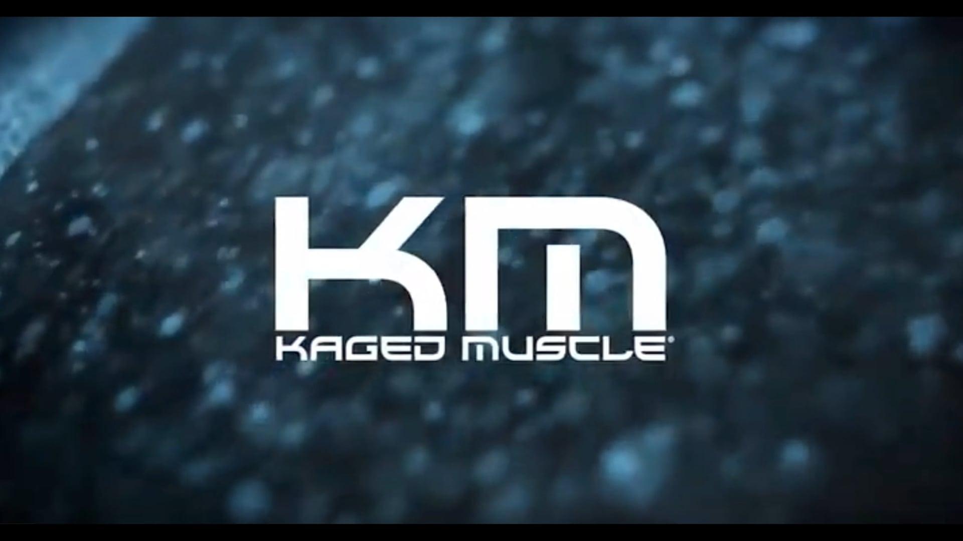 Kaged Muscle Brian Ortega - Ad